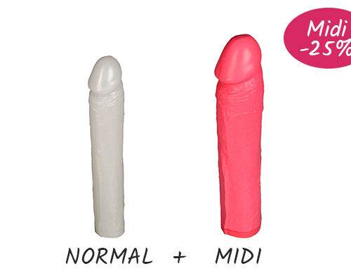 dildo set normal_midi_25%